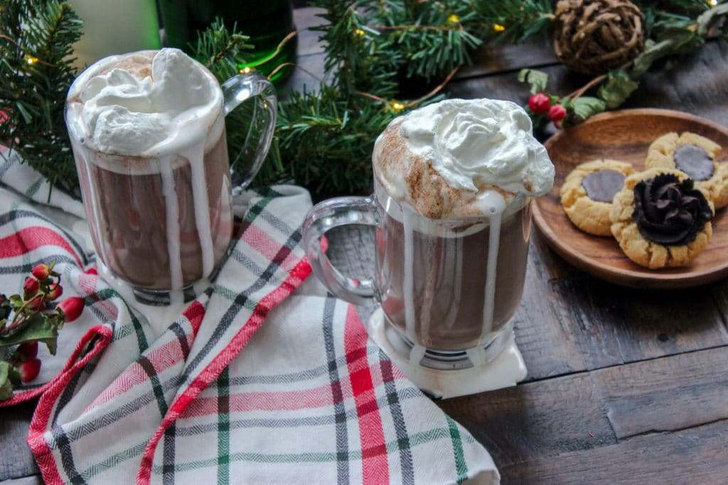 Low Carb Hot Cocoa