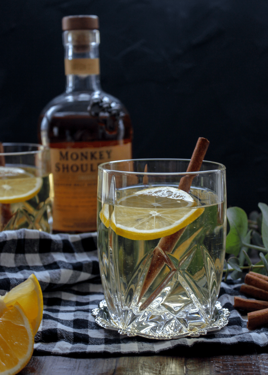 Low Carb Hot Toddy Cocktail