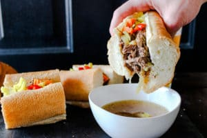 Chicago Style Italian Beef