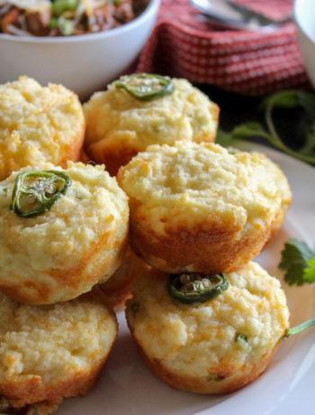 Keto Corn Muffin