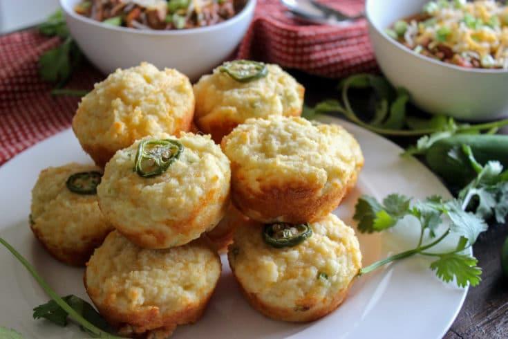 Keto Corn Muffins