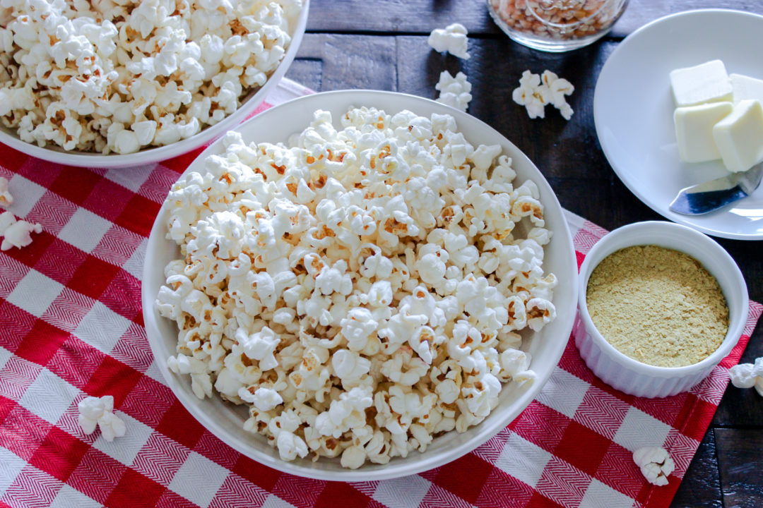 Date Night Stove-top Popcorn