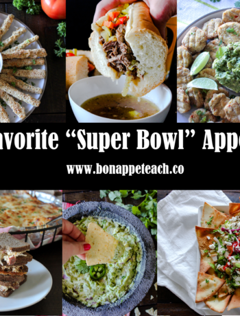 My Top Seven Favorite Super Bowl Recipes