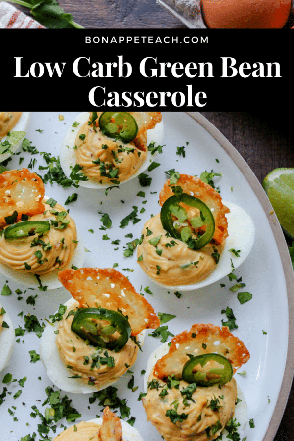 Spicy Chipotle & Jalapeno Deviled Eggs