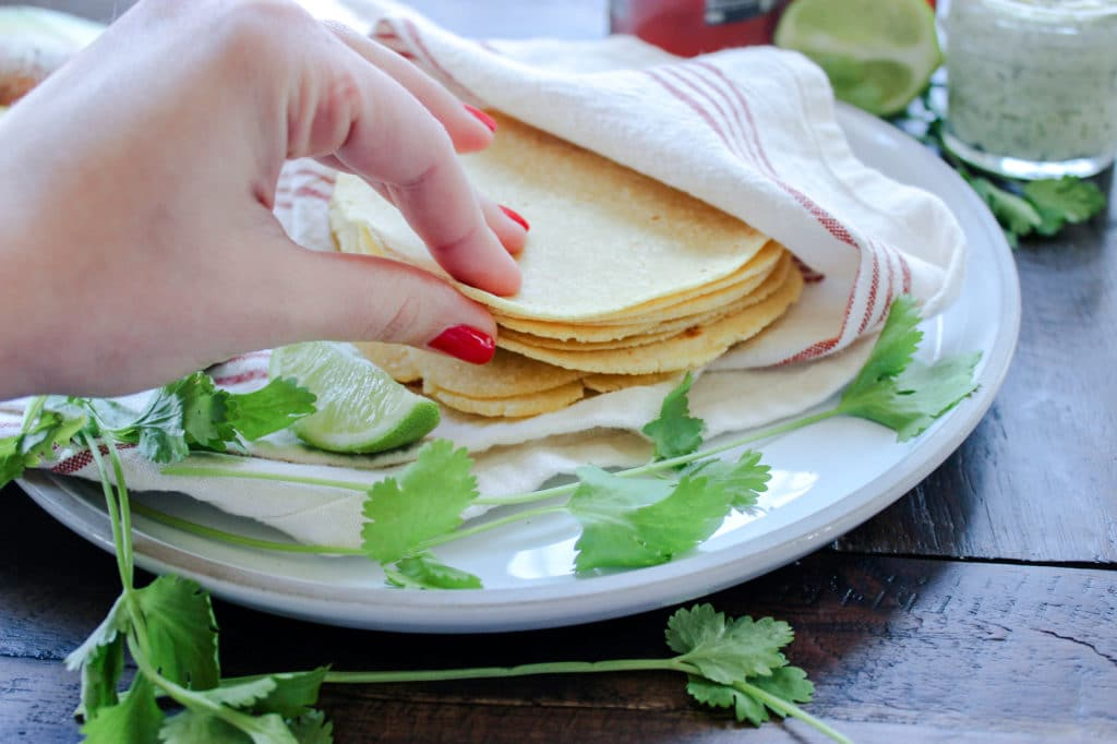 Homemade Keto Corn Tortilla Recipe