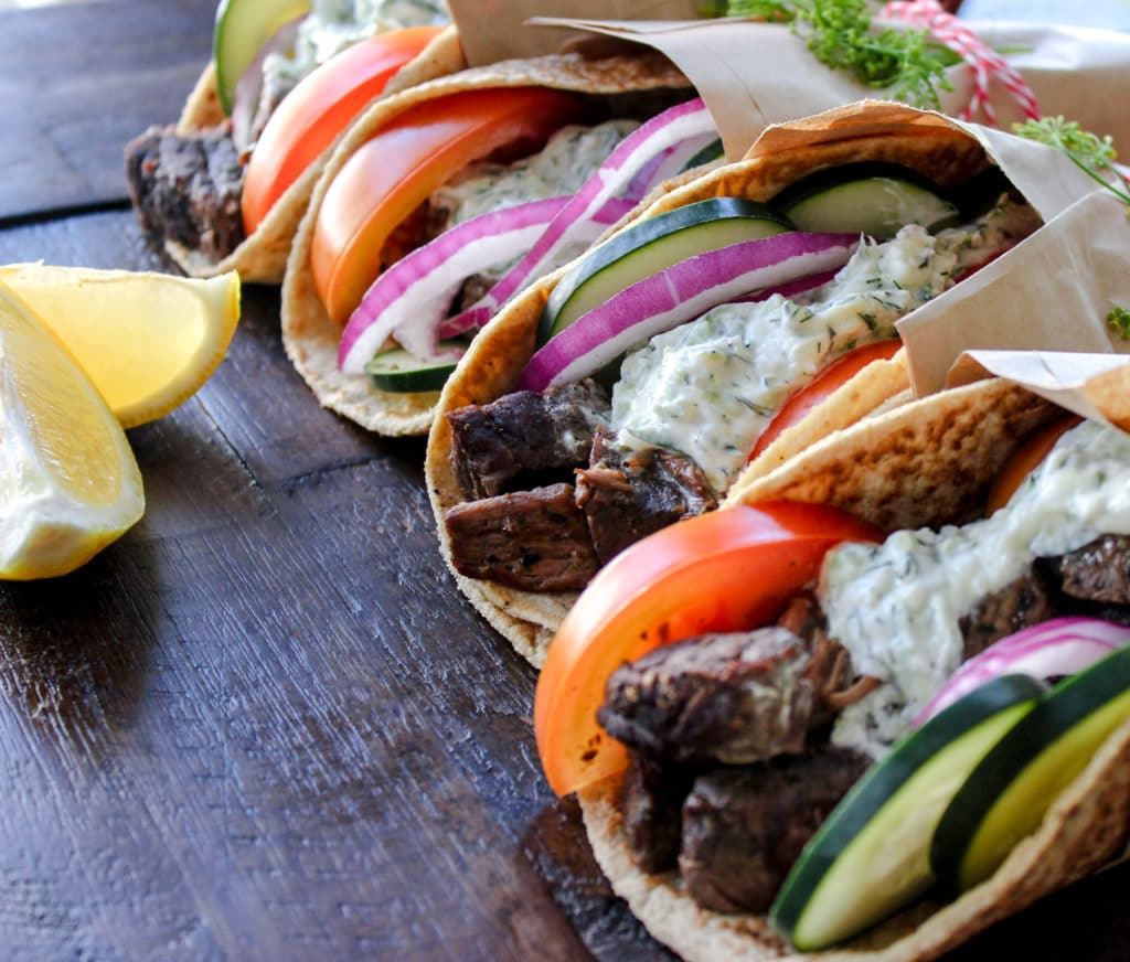 Slow Cooker Keto Gyros