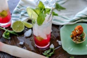 The Old Man and the… Sea Breeze Mojito