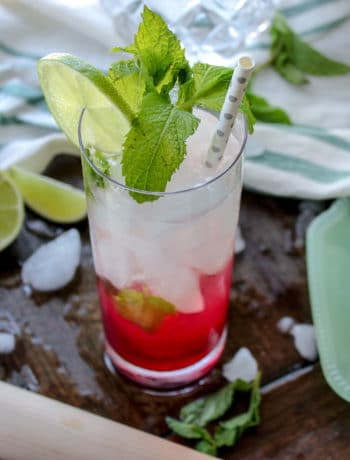 Sea Breeze Mojito