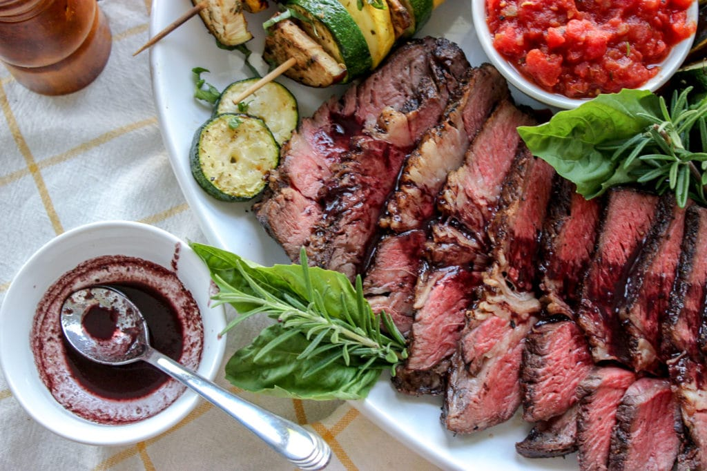 Slow Cooker Chuck Roast With Red Wine Reduction