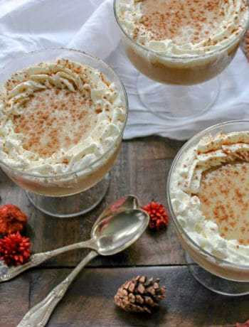 Keto Pumpkin Spice Latte Pudding