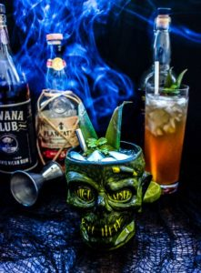 How To Make A Classic Zombie Cocktail