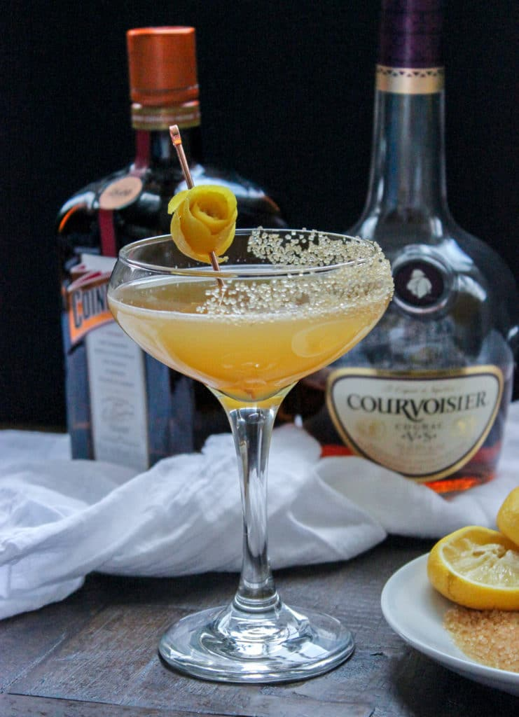 A Sidecar Cocktail Named Desire
