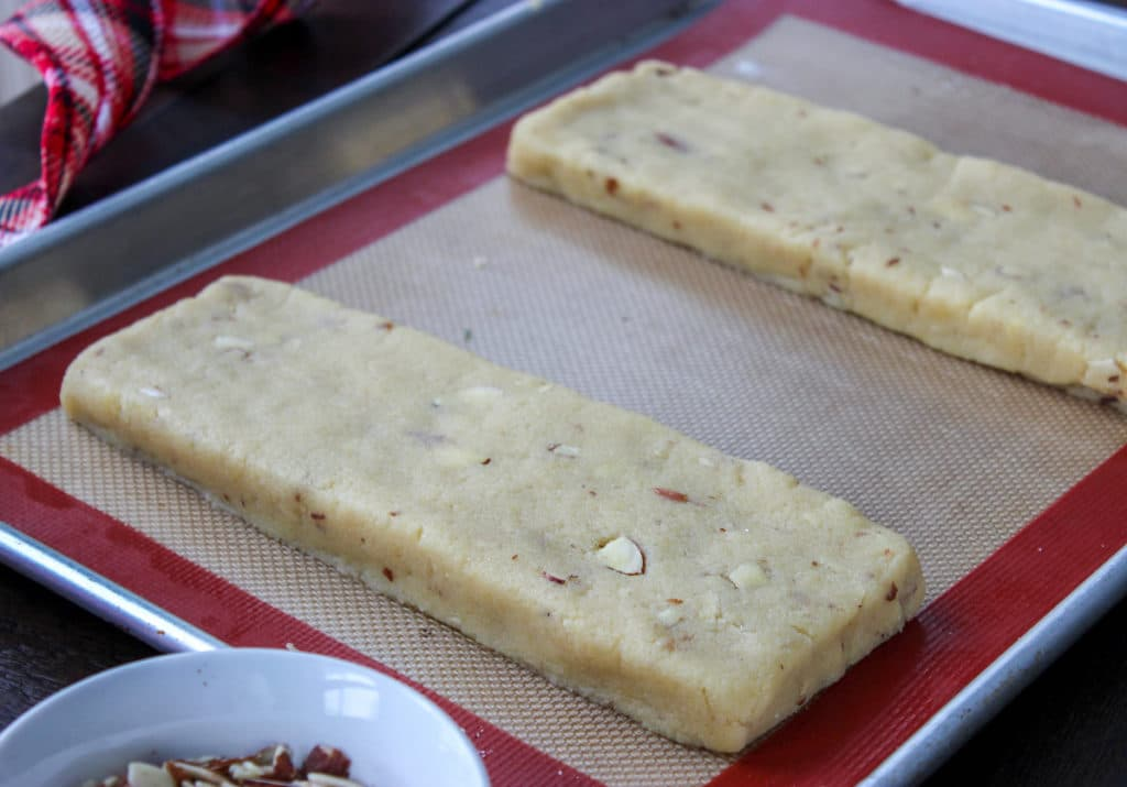 Keto & Gluten Free Almond Biscotti
