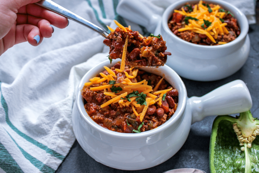 Keto Chipotle Chili