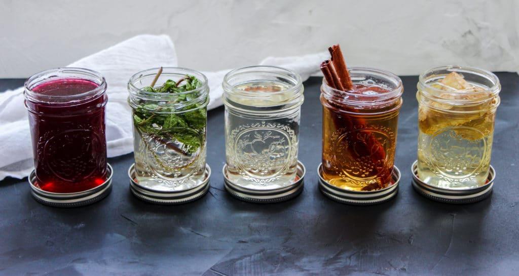 Homemade Keto Simple Syrup