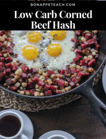 Low Carb Corned Beef Hash