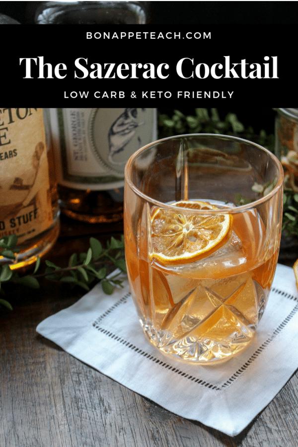 The Sazerac Cocktail