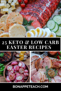 25 Keto & Low Carb Easter Recipes