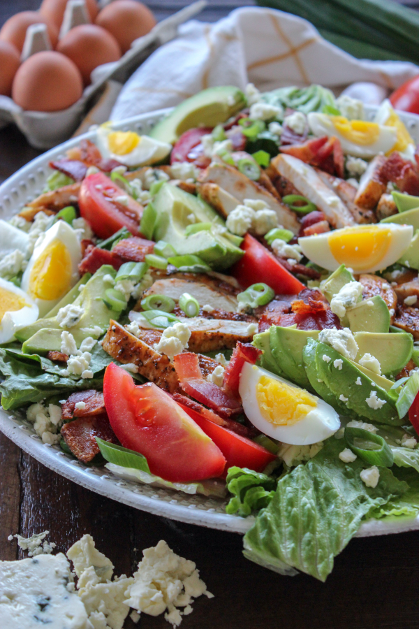 Chipotle Chicken Cobb Salad