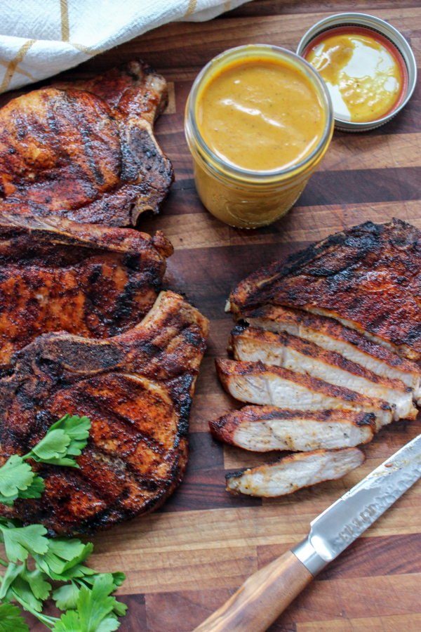 Keto Carolina Style BBQ Mustard Sauce