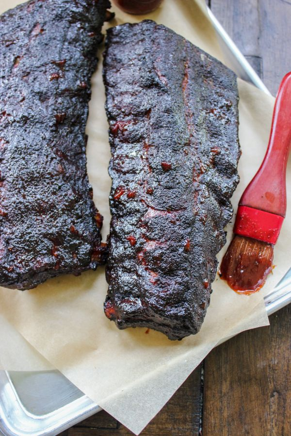 Sugar Free Cherry Black Peppercorn Baby Back Ribs