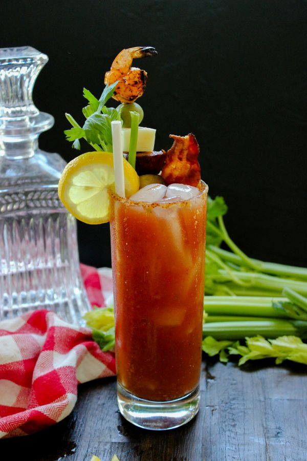 Smoked Bloody Mary with a Bite 10