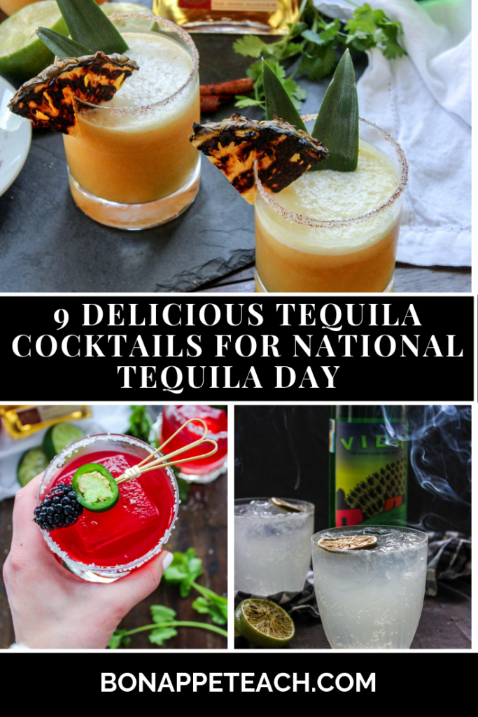 9 Delicious Tequila Cocktails for National Tequila Day