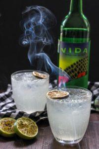 (Low Carb/ Keto) Mezcal Mule Cocktail