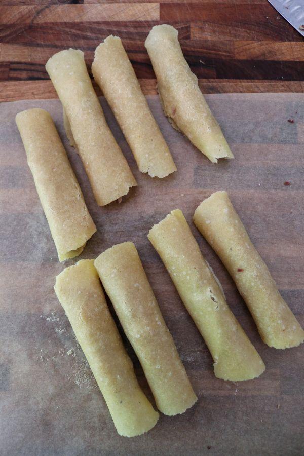Easy Keto Flautas