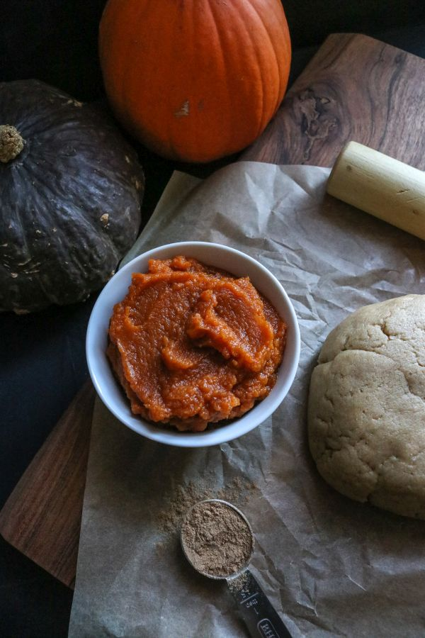 Low Carb Keto Pumpkin Hand Pies