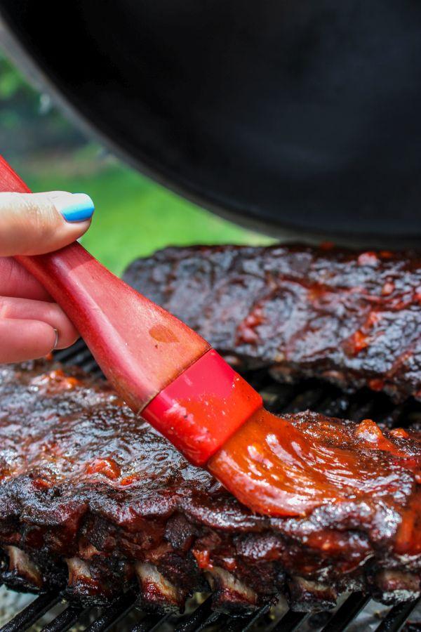 Sugar Free Keto BBQ Texas Mop Sauce