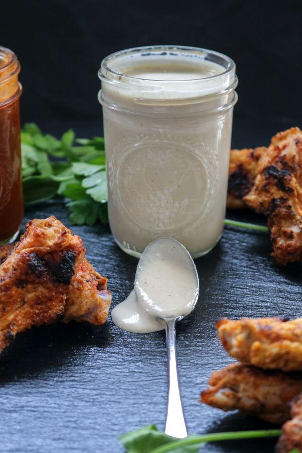 Sugar Free Alabama White Sauce