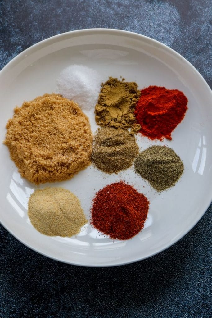 Keto All Purpose BBQ Rub