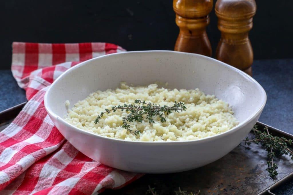The best cauliflower rice