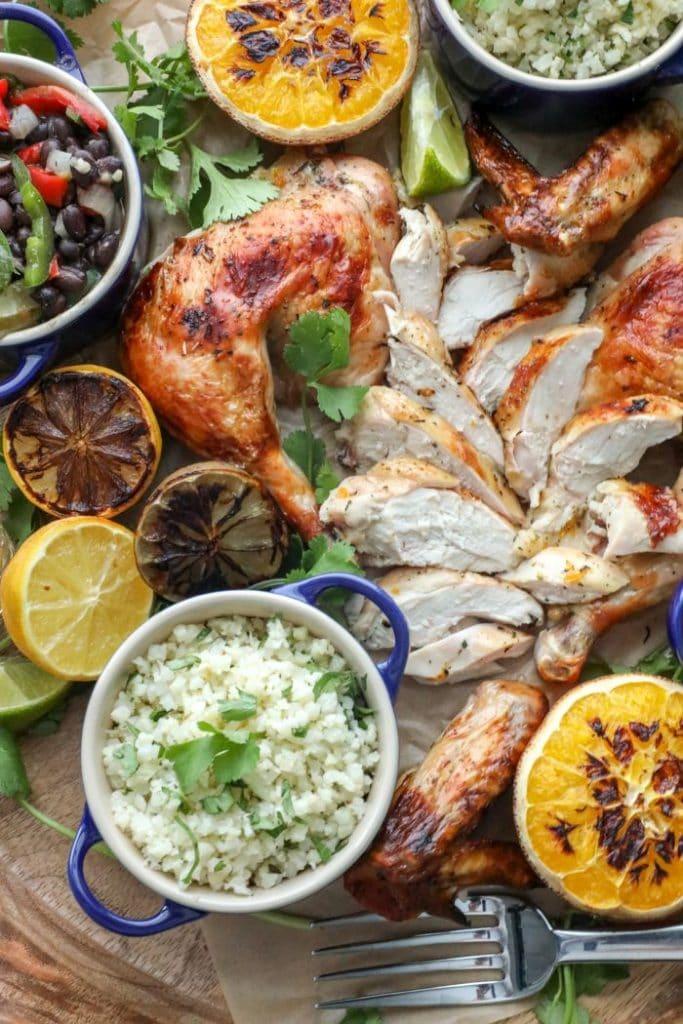 Low Carb Mojo Chicken Recipe