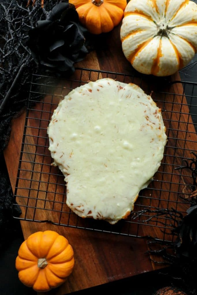 parbaked keto cauliflower crust