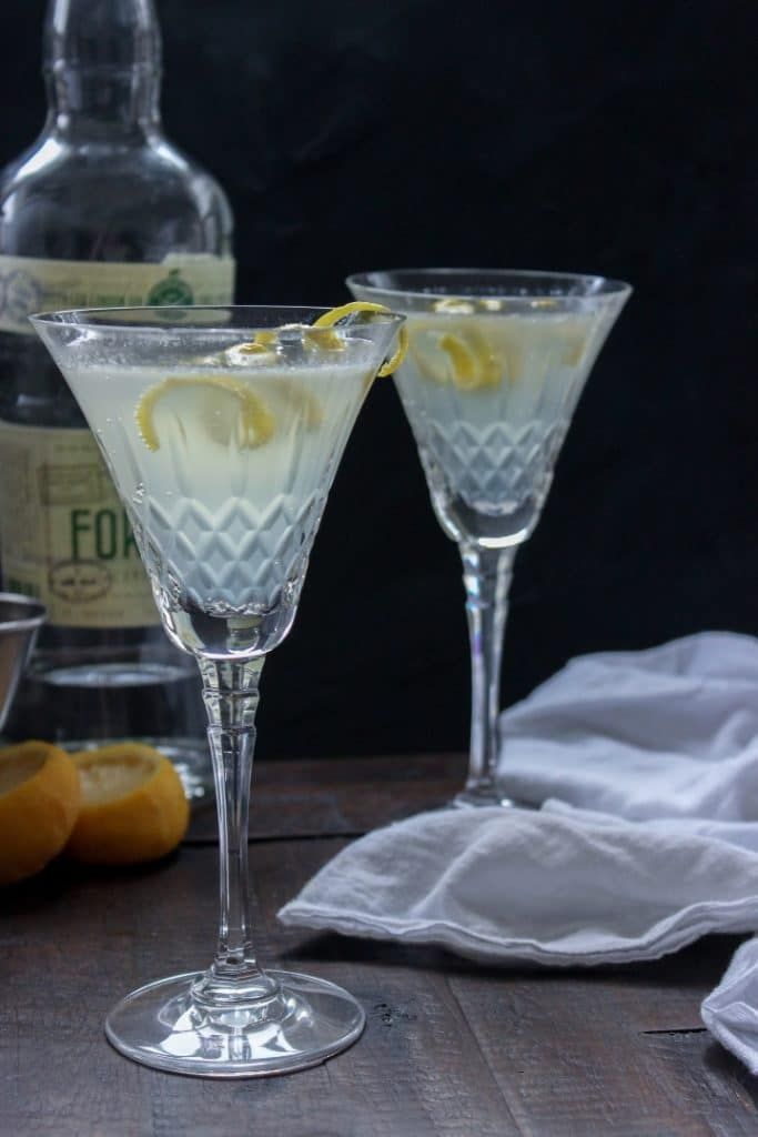 A Low Carb French 75