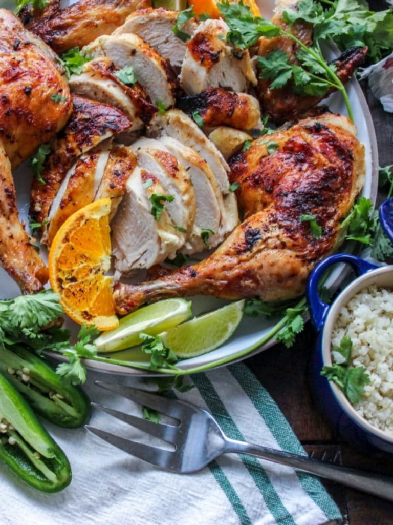 5 Tips For Perfectly Grilling A Whole Chicken