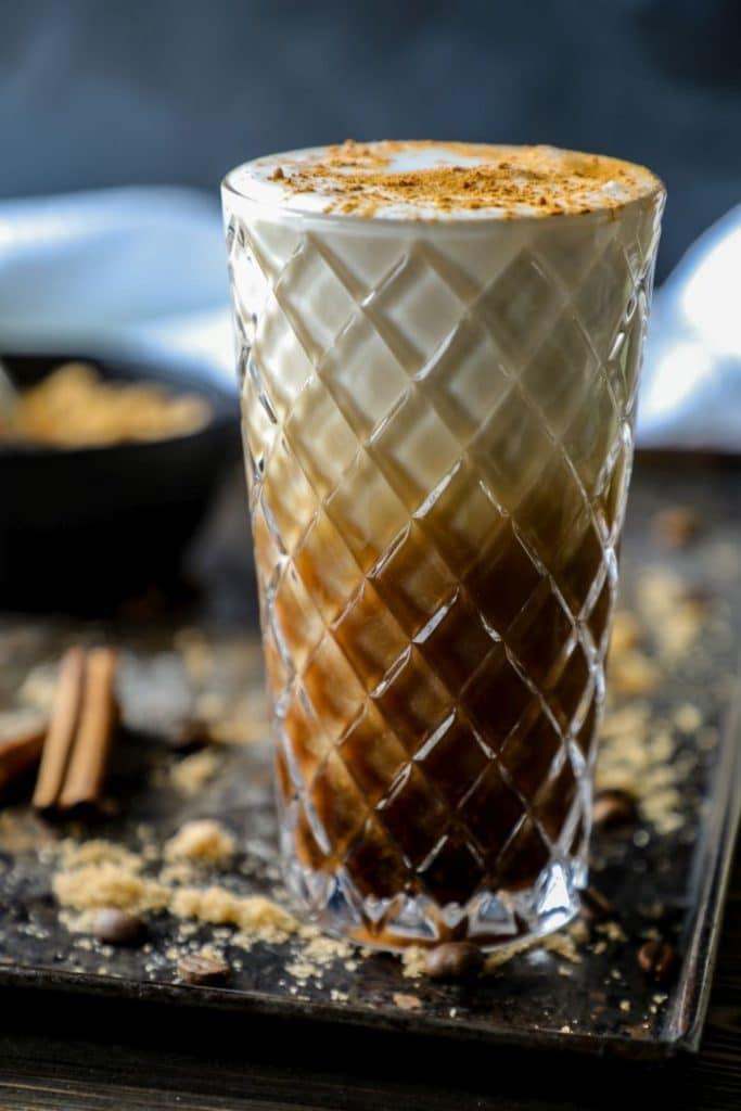 Sugar Free Iced Oat Milk Shaken Espresso