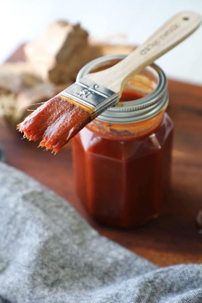 Homemade Honey Chipotle BBQ Sauce