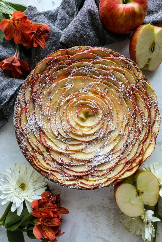 Gluten Free Apple Tart
